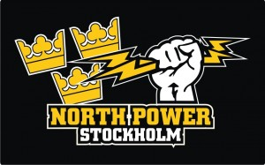 North Power Stockholm, logo(svart)